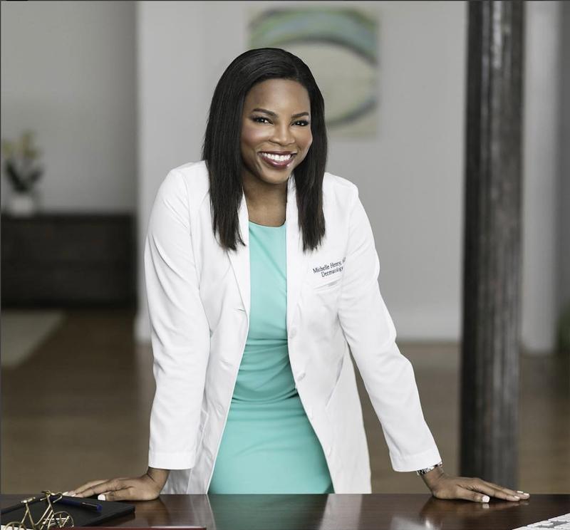 Dr. Michelle Henry (@drmichellehenry via Instagram)