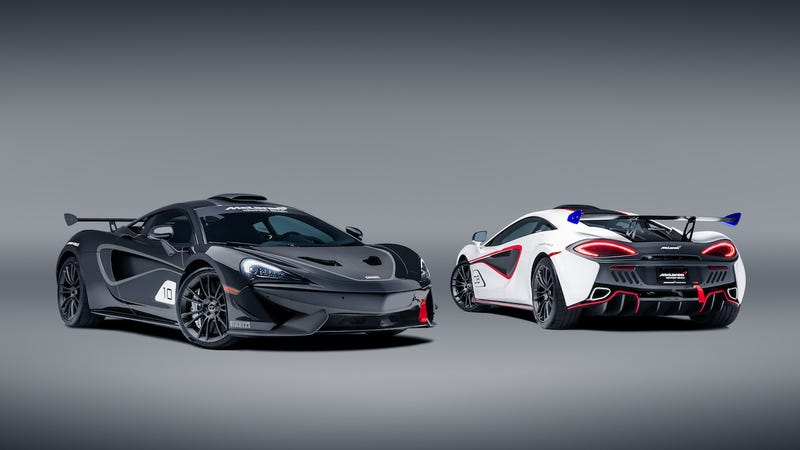 All images via McLaren