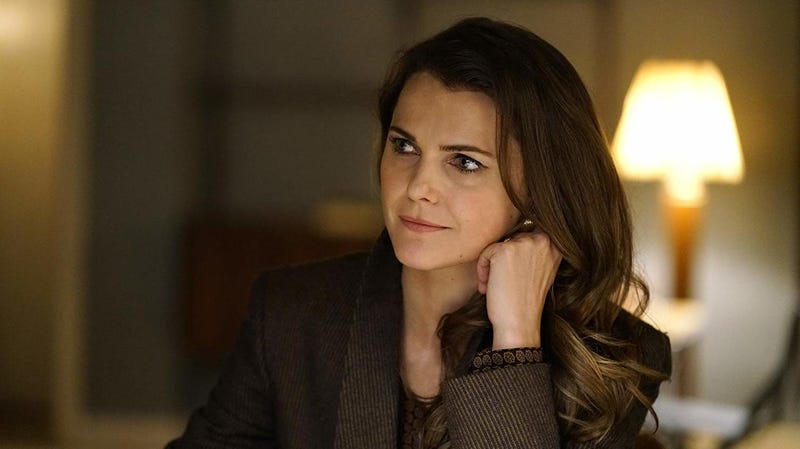 Keri Russell, seen here on The Americans, is now in a Star War.