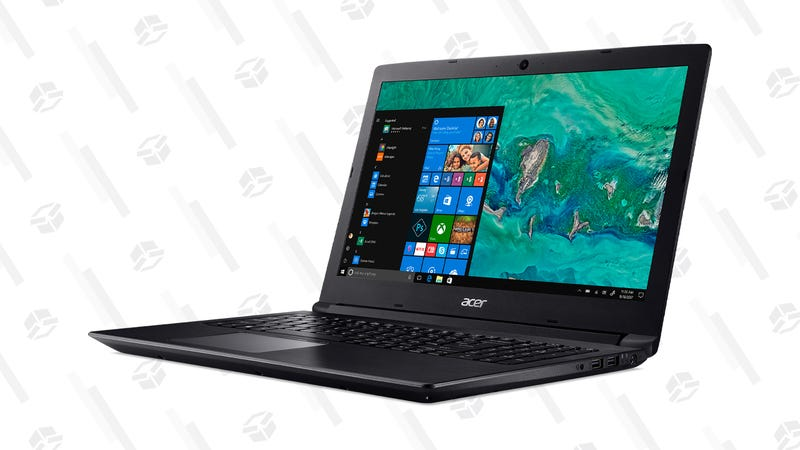 "Acer Aspire 3, 15.6"" Laptop (AMD Ryzen 5 2500U, 8GB DDR4 and 1TB HDD) 
