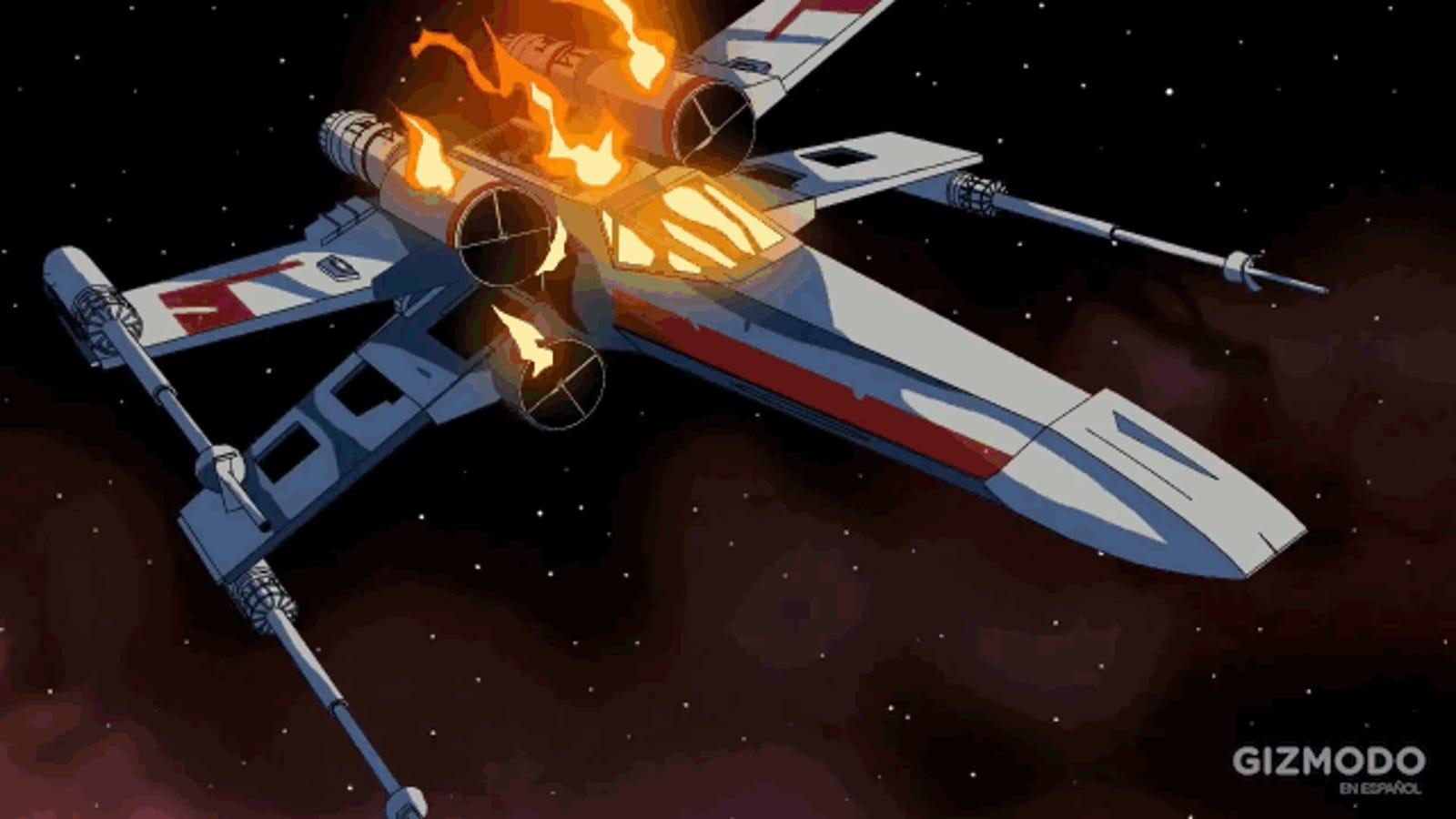 Este increíble corto cuenta Star Wars desde la perspectiva del Imperio