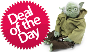 Illustration for article titled This Yoda Backpack Is Your A-Jedi-Craves-Not-These-Things Deal of the Day