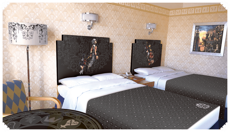 themed hotel rooms japan getting kingdom hearts themed hotel rooms kotaku uk 11165