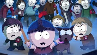 Illustration for article titled Reports: German Version Of South Park Delayed Because Of Swastikas