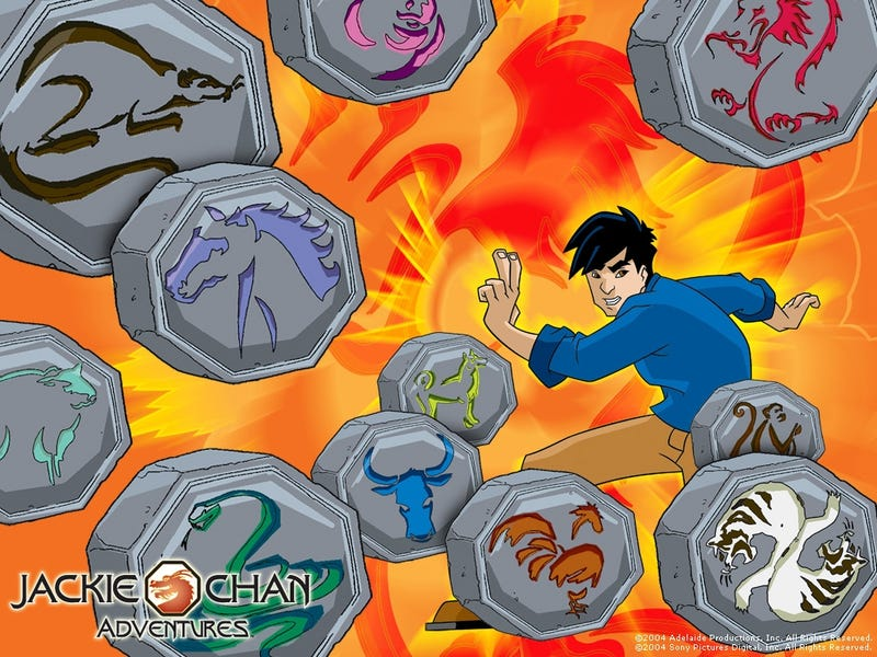 Illustration for article titled Saturday (err Thursday) Morning Cartoons - Jackie Chan Adventures