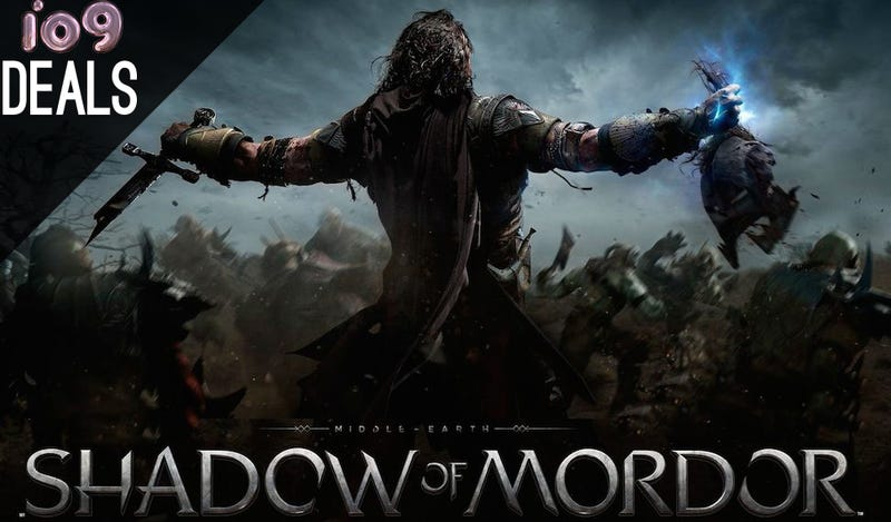 Illustration for article titled Deals: Shadow of Mordor, Akira, Attack on Titan, Avatar, Django
