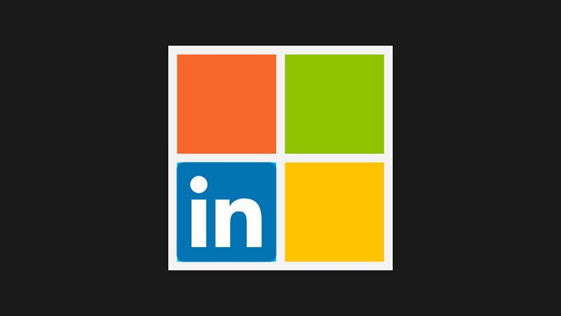 Illustration for article titled Microsoft Is Buying LinkedIn for $26 Billion in Cash