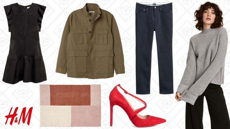 Extra 15% off your $50 purchase of sale items plus free shipping | H&M | Use code 4089Extra 25% off your $70 purchase of sale items, plus free shipping | H&M | Use code 4089