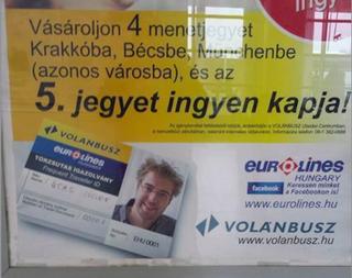 Illustration for article titled Eltávolítják a Volánbusz plakátját