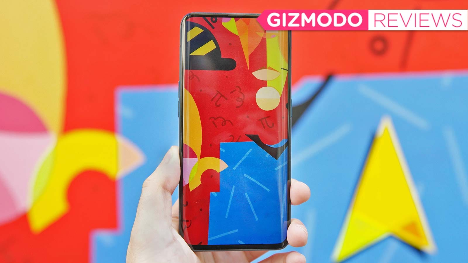 This Gorgeous All-Screen Phone Shows How the Notch Dies