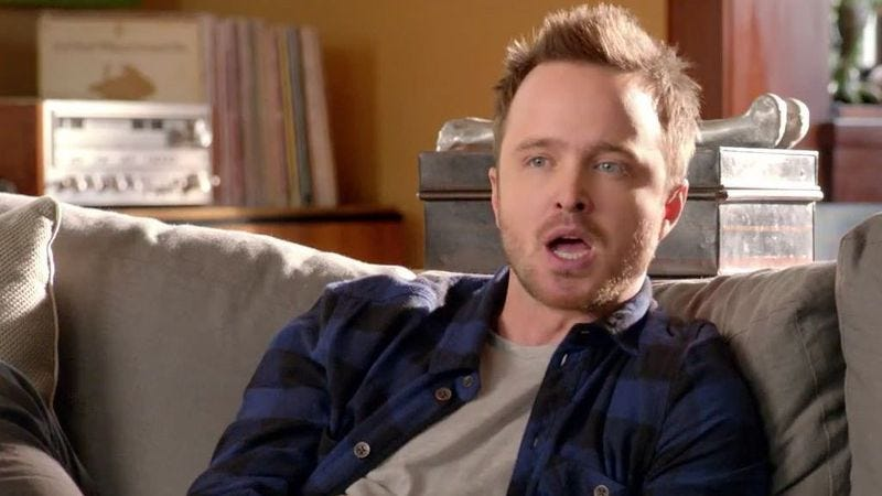 Illustration for article titled New app lets Aaron Paul call you a bitch