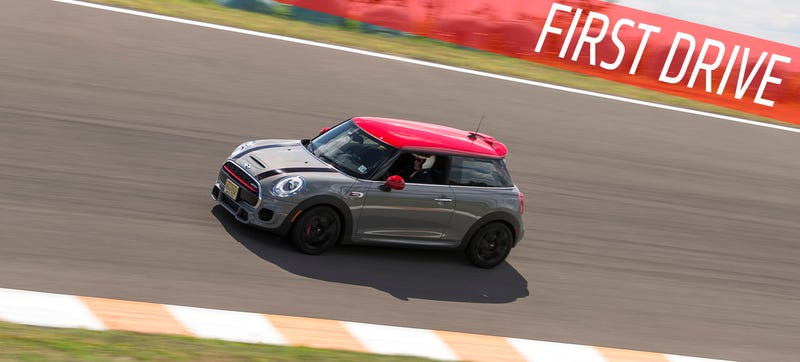 2015 Mini John Cooper Works The Ultimate Track Day Toy For Rich Kids
