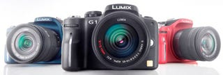 Illustration for article titled Panasonic Lumix DMC-G1 Is World's Smallest Camera With Interchangeable Lenses