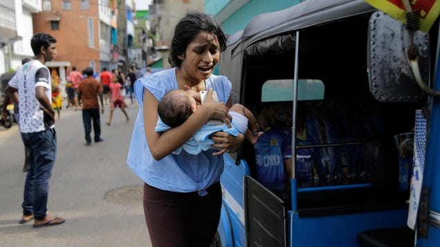 How to Help the Victims of the Sri Lanka Bombings