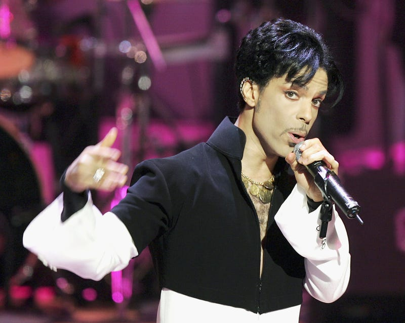 Prince in 2005 Kevin Winter/Getty Images