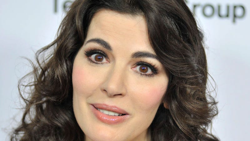 Illustration for article titled Nigella Lawson Has Been Coked Out of Her Mind for a Decade, Allegedly