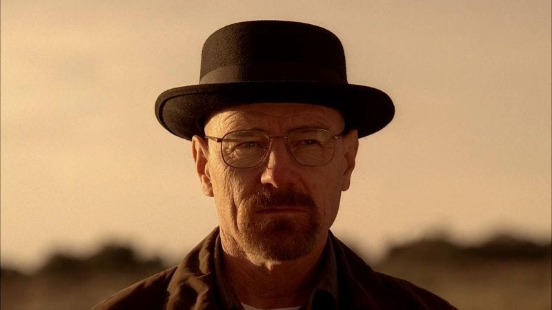 Illustration for article titled Breaking Bad to be commemorated with museum exhibit, hat