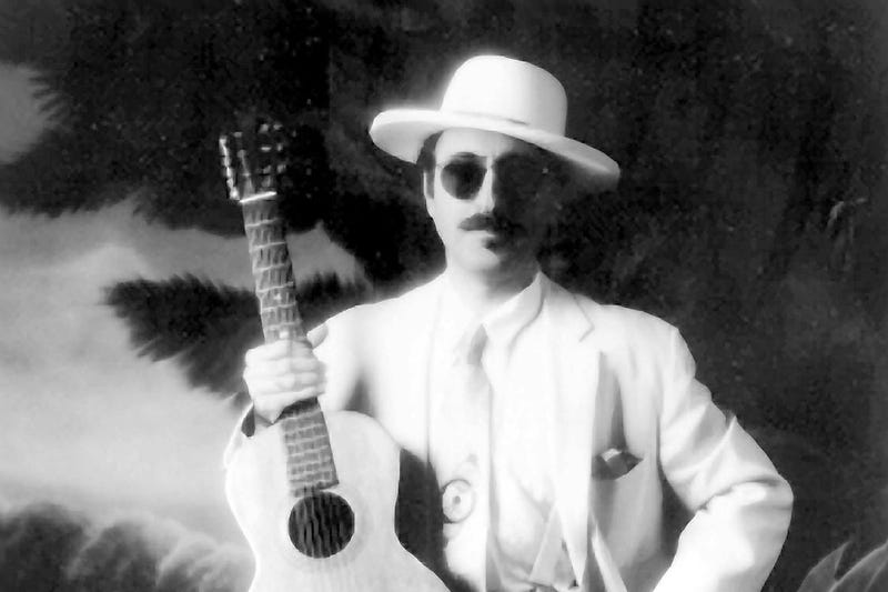 Illustration for article titled RIP Leon Redbone