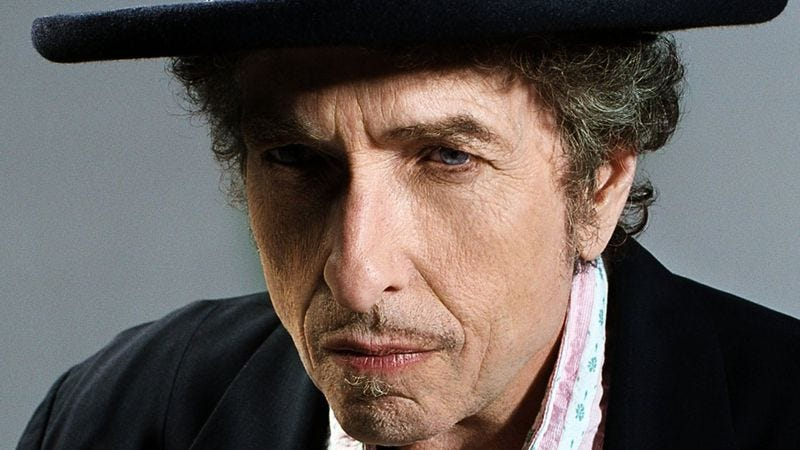 Illustration for article titled Bob Dylan announces new album and tour