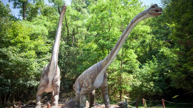 Use This Map to Find Out Which Dinosaurs Lived in Your Area
