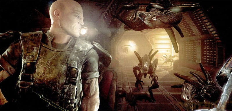 Illustration for article titled First Look At New Aliens vs Predator