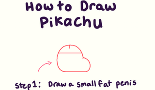 Illustration for article titled How To Draw Pikachu