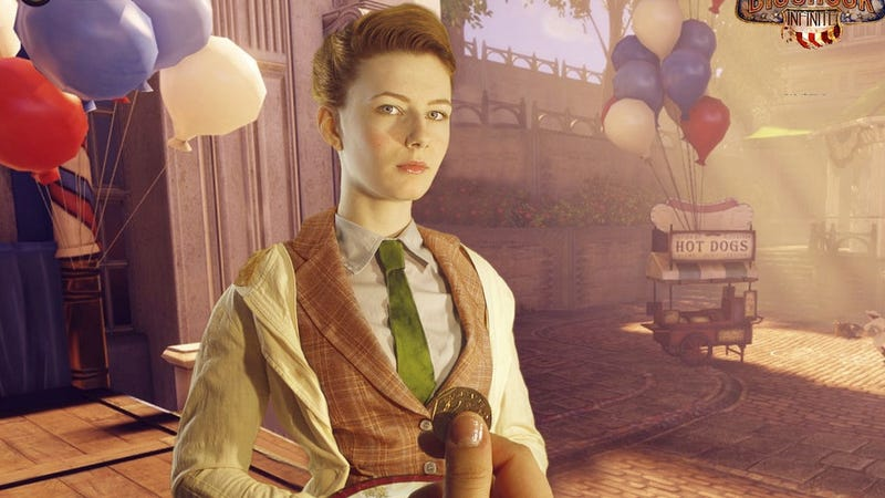 Illustration for article titled BioShock Infinite's Mysterious Physicist Gets Some Great Cosplay