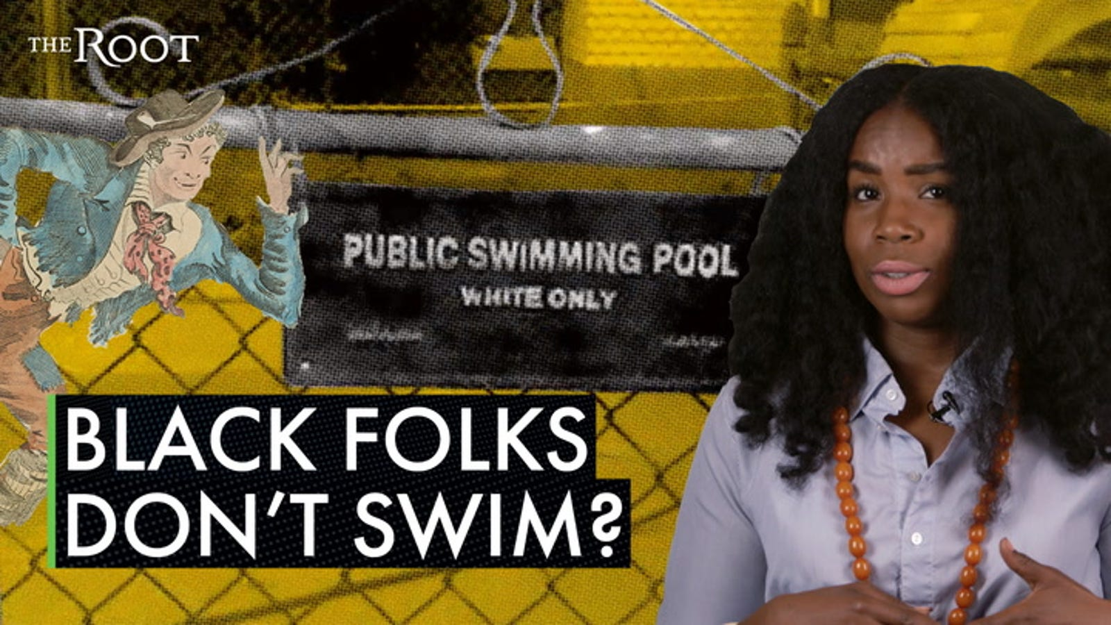 How racism kept black america from swimming unpack that - According to jim the swimming pool ...