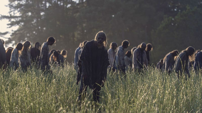 More zombies are on the way with a new Walking Dead show.
