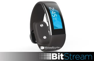 Illustration for article titled Microsoft's New Band Looks Much More Wearable