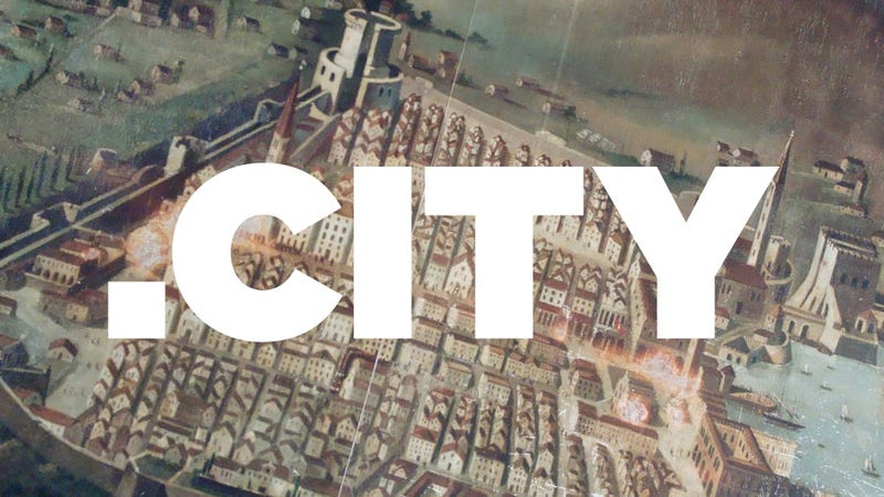 Illustration for article titled Dot City: Welcome to the Age of Virtual Geography
