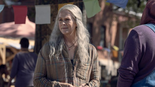 The Walking Dead s Carol Rises to an Entirely New Level of Badassery
