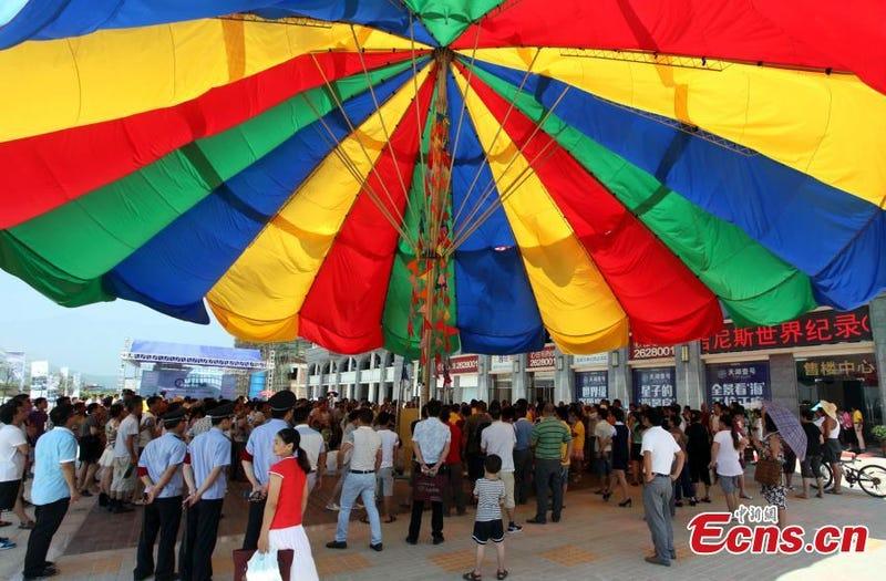 Illustration for article titled Kínában végre megdöntöttek egy igazán nagyon fontos világrekordot