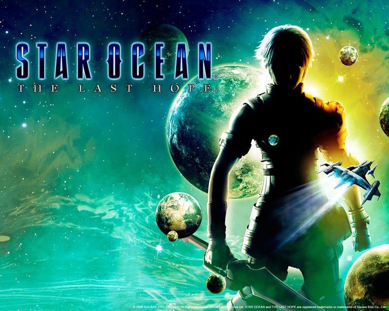 Star Ocean The Last Hope Poster