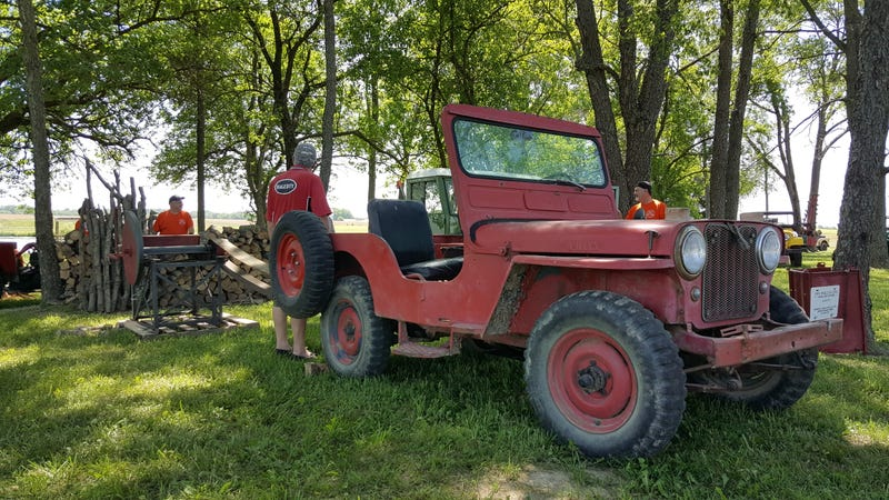 A Tiny Farm Jeep Gathering In Rural Ohio Was The Greatest