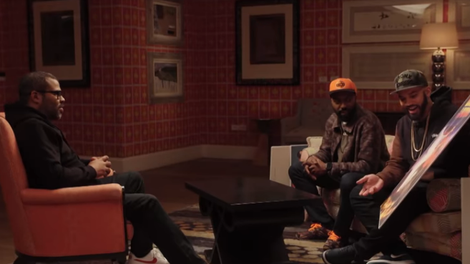 Desus and Mero take Anna Kendrick on a cultural tour of the Bronx
