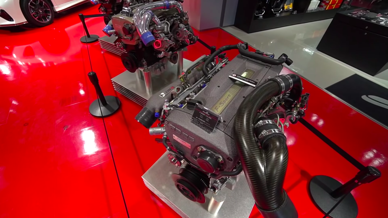 You Can Buy a New $50,000 R34 GT-R Engine From Nissan's Holy Grail