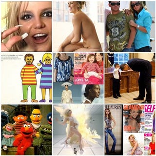 Illustration for article titled Top 25 Posts Of 2009: Models, Muppets, Implant Mishaps, And Photoshop Disasters Galore