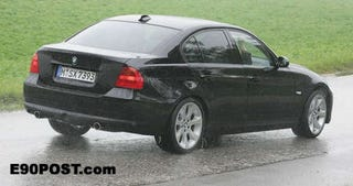 Illustration for article titled BMW 3-Series Facelift?