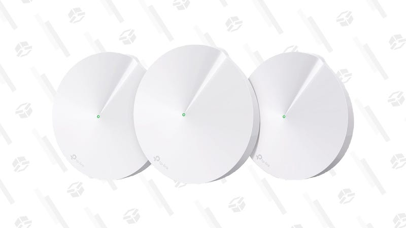 TP-Link Deco Whole Home Mesh WiFi System | $136 | Amazon