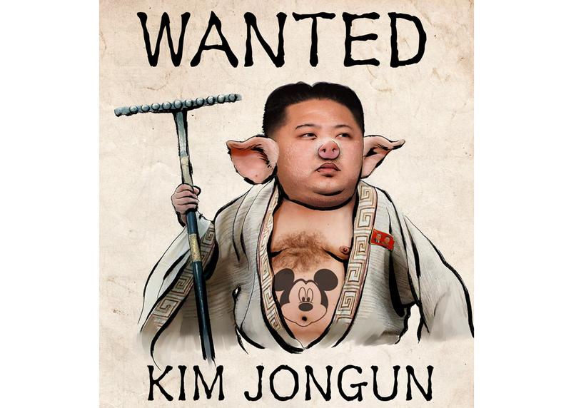 Illustration for article titled Az Anonymus rászállt Észak-Koreára