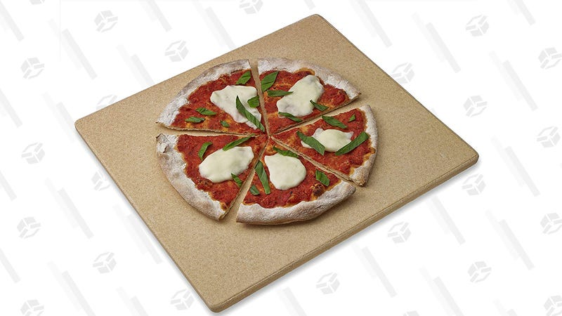 Honey-Can-Do Pizza Stone | $30 | Amazon