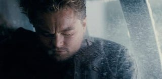 Illustration for article titled Screencaps From Christopher Nolan's Inception Trailer Are Full Of Clues