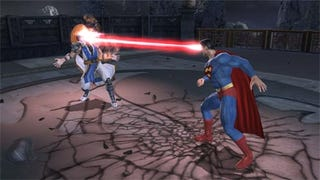 Illustration for article titled Mortal Kombat vs. DC Universe Review: Finish Him