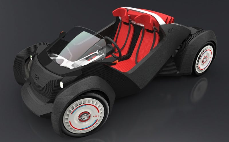 Illustration for article titled Will 3D printing change the auto industry?