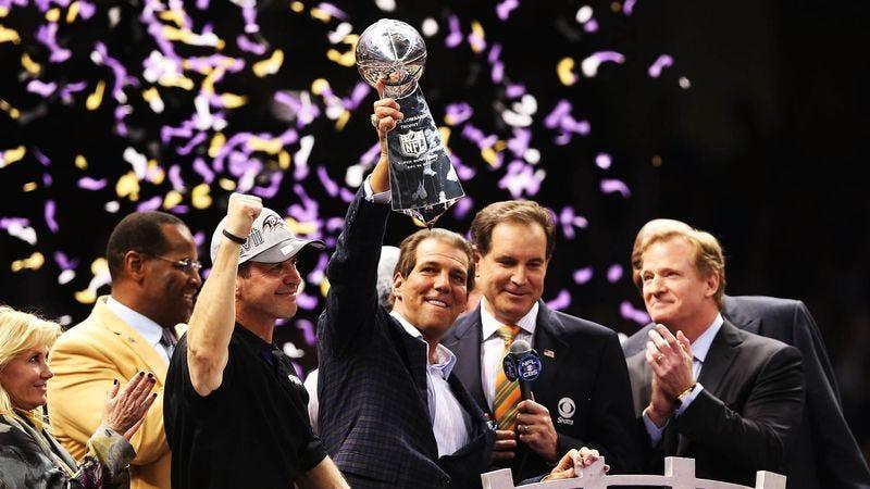 Illustration for article titled Ravens Win Best Team At 2013 Super Bowl Awards