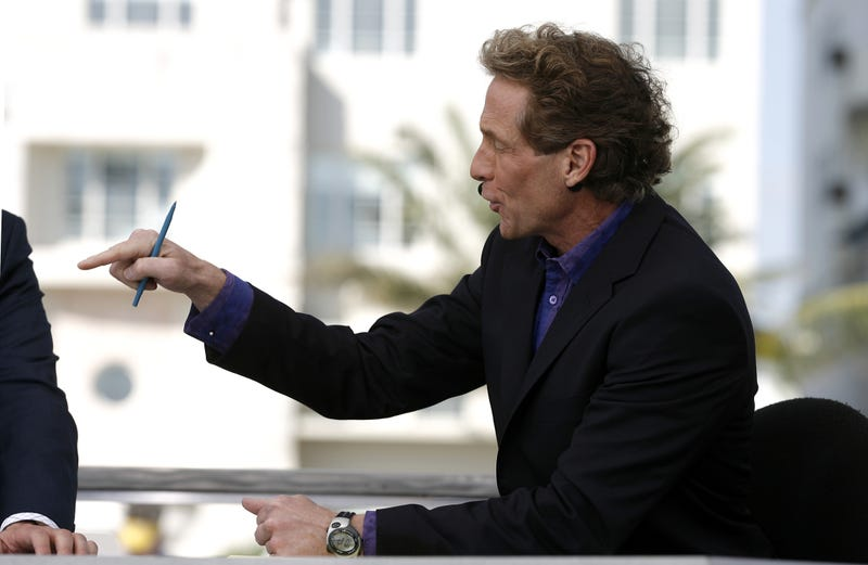 Illustration for article titled This Skip Bayless Profile May Make You Feel Sorry For Skip Bayless