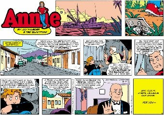 """Illustration for article titled """"Little Orphan Annie"""" Ends With Guatemalan Kidnapping"""