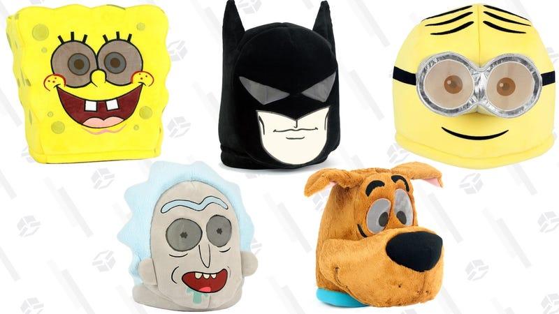 Maskimals Plush Halloween Masks | $15 | Walmart