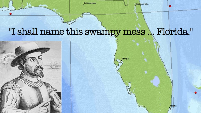 Illustration for article titled Ever Wonder Why Florida Seems So Hopeless?